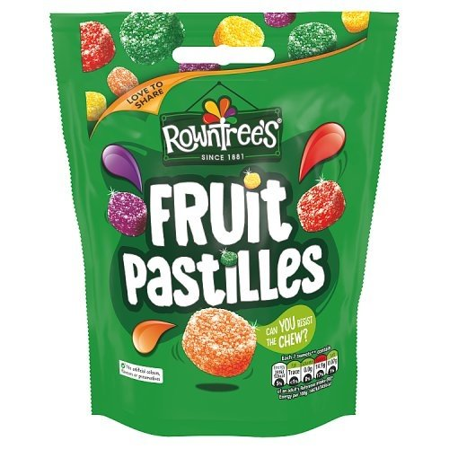 Rowntree's Rowntrees Fruit Pastilles Bag