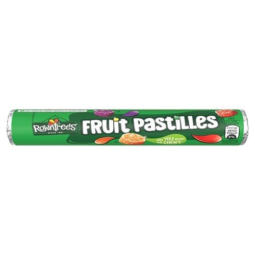 Rowntree's Rowntrees Fruit Pastilles Roll