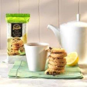 Fruit & Lemon Biscuits