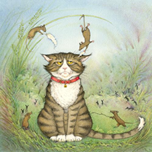 Cheeky Wee Mice Card