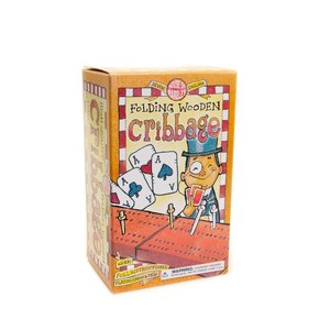 House of Marbles House of Marbles Wooden Cribbage