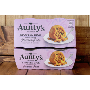 Aunty's Spotted Dick