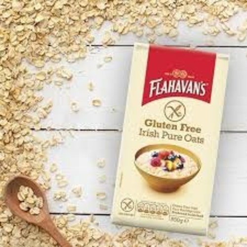 Flahavans Gluten Free Irish Oats 550g
