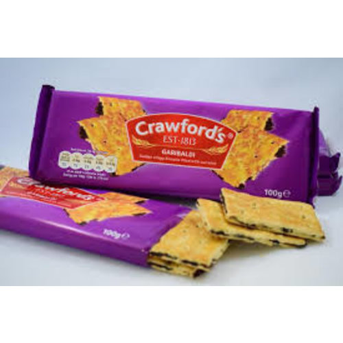 Crawford's Garibaldi Biscuits