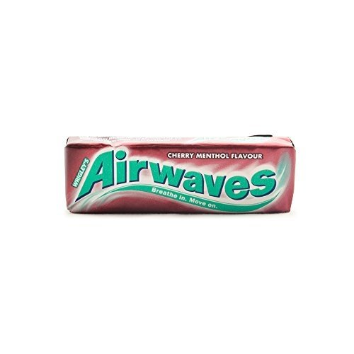 Wrigley's Cherry Airwaves