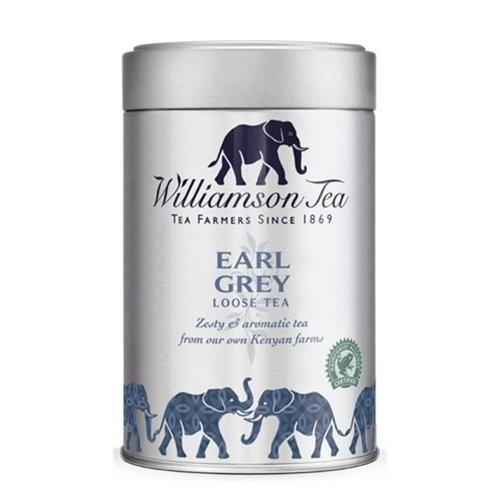 Williamson Tea Earl Grey Zesty and Aromatic Loose Tea