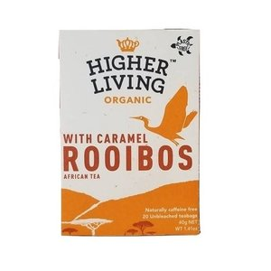 higher living Rooibos With Caramel