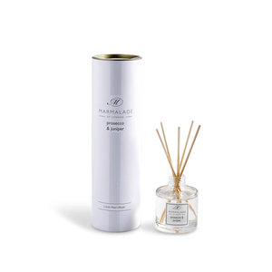 Marmalade of London Prosecco and Juniper Luxury Reed Diffuser