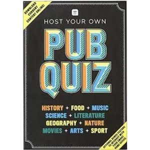 Host Your Own Pub Game