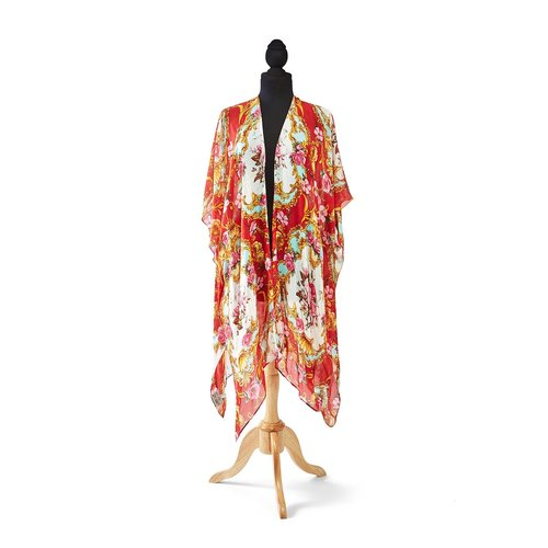 Two's Company One Hundred Stars Emporio Long Kimono