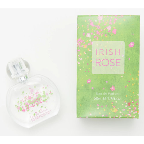 Fragrances of Ireland Inis Irish Rose Perfume
