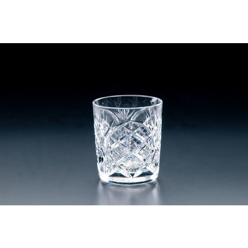 Heritage Crystal Cathedral 10oz Old Fashioned Tumbler
