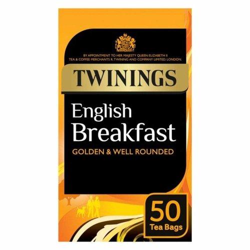 Twinings Twinings 50 CT English Breakfast (UK)