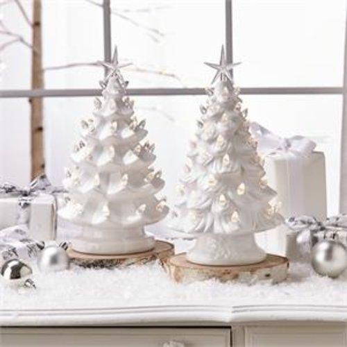 Cupcakes and Cartwheels Vintage Light Up Christmas Tree