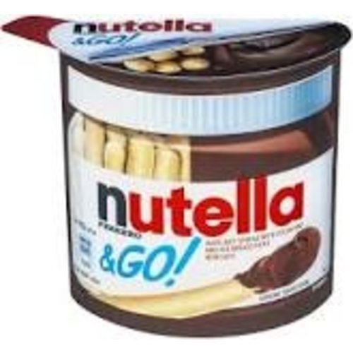 Nutella and GO