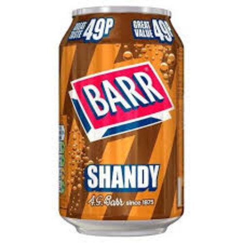 Barr's Shandy Soda