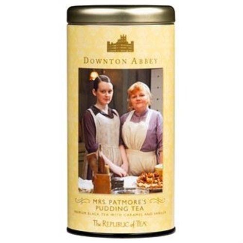 Republic of Tea Downton Abbey Mrs. Patmore's Pudding Tea