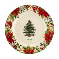 Christmas Tree Annual Collector Plate 2020