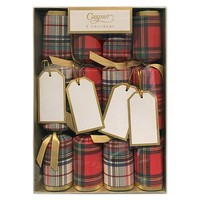 Christmas Crackers Stewart Tartan