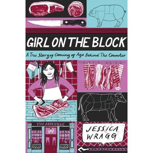 Harper Collins Publishers Girl On The Block by Jessica Wragg