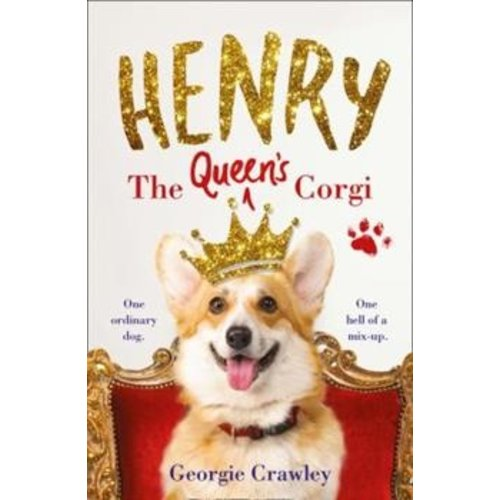 Harper Collins Publishers Henry The Queens Corgi by Georgie Crawley