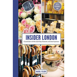 Harper Collins Publishers Insider London by Rachel Felder
