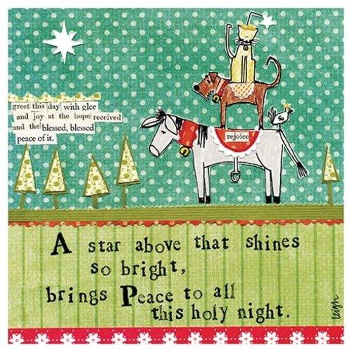 Holy Night Card