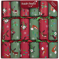 Woodland Friends Christmas Crackers