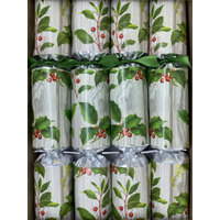 Woodland Holly Christmas Crackers