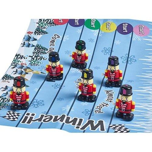Robin Reed Racing Nutcracker Party Crackers