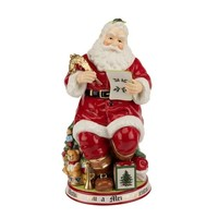 Spode 250th Anniversary Santa Cookie Jar
