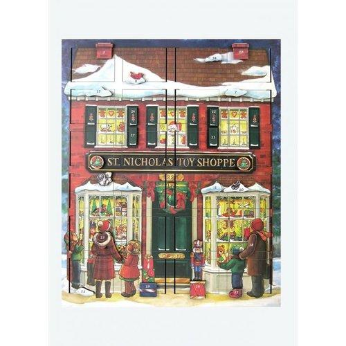 Toy Shop Musical Advent Calendar