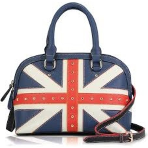 Darlings Union Jack Flag Handbag