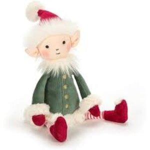 Jellycat Leffy Elf Small