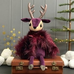 Jellycat Viola Reindeer Medium