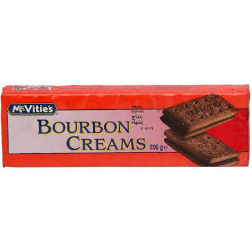 McVitie's McVities Bourbon Cream 200g