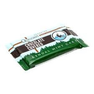 Quiggin's Chocolate Covered Kendal Mint Cake