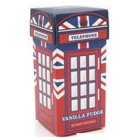 Vanilla Fudge Telephone Box Carton