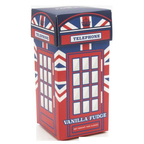 PoshPin Vanilla Fudge Telephone Box Carton