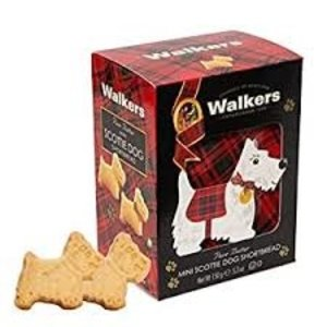 Walker's Shortbread Co. Walkers Mini Scottie Dog Shortbread