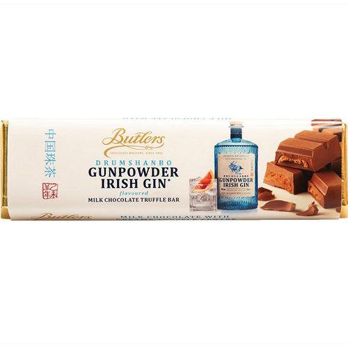 Butler's Gunpowder Gin Milk Chocolate Truffle Bar