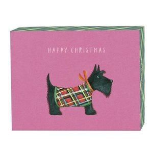 Scottie Boxed Christmas Cards
