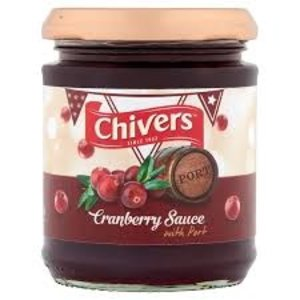 Chivers Cranberry Sauce