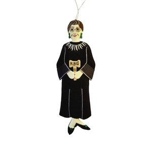 St. Nicolas Ruth Bader Ginsburg Ornament
