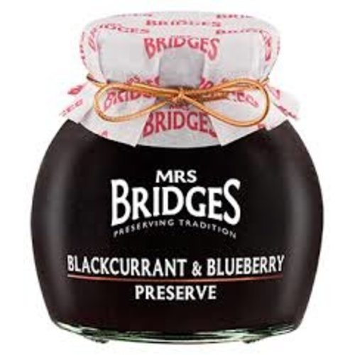 Mrs. Bridges Mrs. Bridges Blackcurrant and Blueberry Preserve 4oz