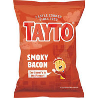 Tayto N.I Smoky Bacon Flavour Crisps