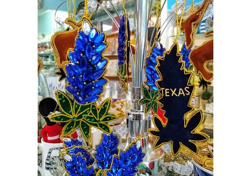 St. Nicolas St. Nicolas Bluebonnet ornament
