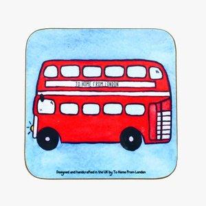 Double Decker Bus Coaster