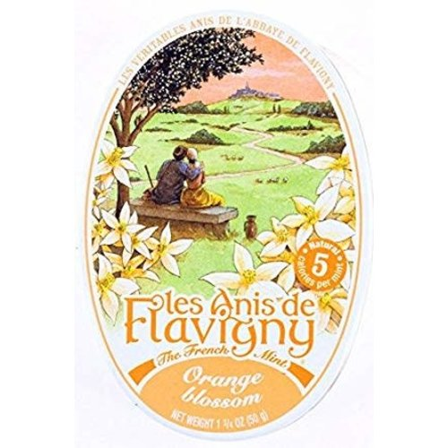Flavigny Orange Blossom Tin