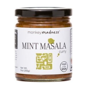 Monkey Madness Monkey Madness Mint Masala Curry